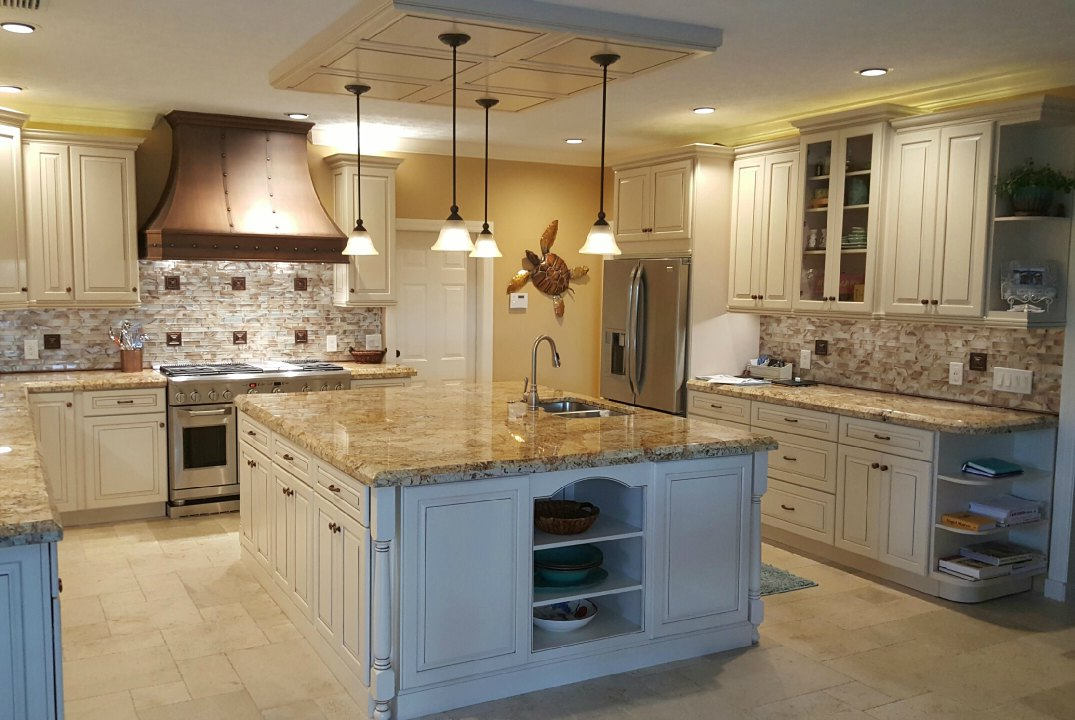 Home remodel gallery stuart palm beach jupiter island fl for Complete new kitchen